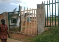 Eid-il- Fitr Prayer: Prayer Grounds Across  Ikorodu Deserted As Muslim Faithful Observe Prayer At Home