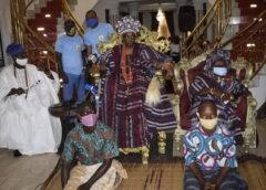 Photos: Oba Shotobi Marks 5th Coronation Anniversary
