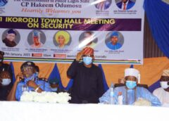 Lagos CP, Traditional Rulers, Council, IKODASS, Others Proffer Ways Out Of Insecurity In Ikorodu