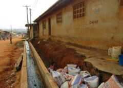 Abandoned Paul Palmer Road Project: Igbogbo Residents Say Lives, Properties At Risk