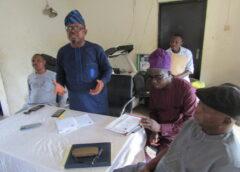 Lagos Majority Leader Parleys Community Developers On Itamaga –Ijede, Agura – Gberigbe, Shagamu Roads