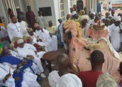 Rich Cultural Displays Mark 6th Oba Shotobi Crowning Anniversary In Ikorodu
